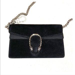 Gucci Dionysus Supreme Bag Mini - Suede